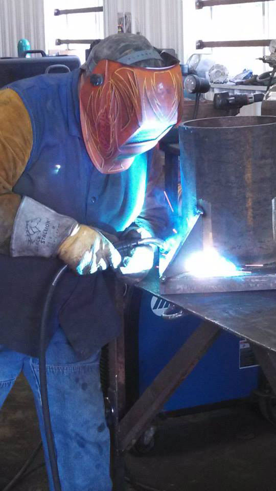 Circle M Welding in Greensville, IL